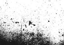 Scruffy Grunge Texture. Rough Rectangular Background.