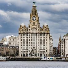 Royal Liver Building, Liverpool, England