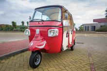Tuktuk Excursion Car For Tourists