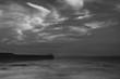 Knockdown Harbour in B&W