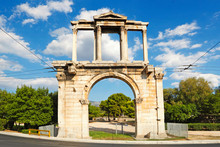 Hadrian's Gate, Greece