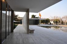 Barcelona Pavilion By Ludwig M...