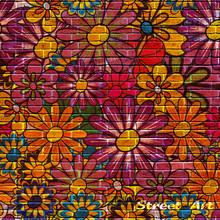 Urban Art,flower Power