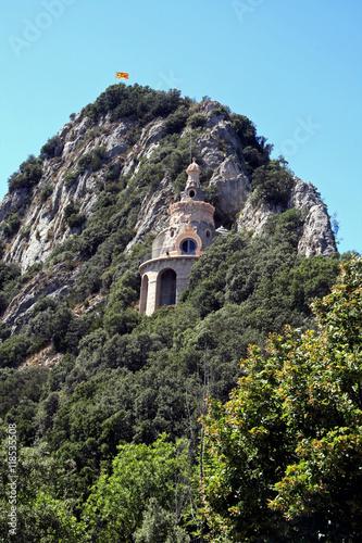 Fotografie, Obraz  Santuario de Queralt, Cataluña (España)