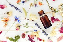Aromatic Essential Oil. Top Vi...