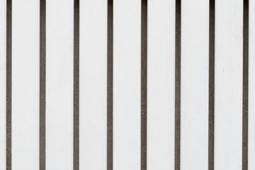 Close up of a grey metal sheet