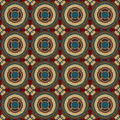 FototapetaCoffee seamless pattern