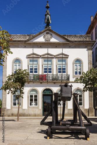Fotografie, Obraz  Valenca do Minho. Portugal