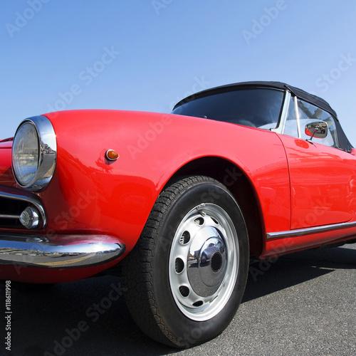 Fototapety, obrazy: Classic car