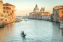 Venice At Twilight