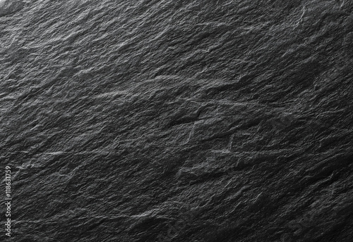 black stone plate background with copy space buy this stock photo
