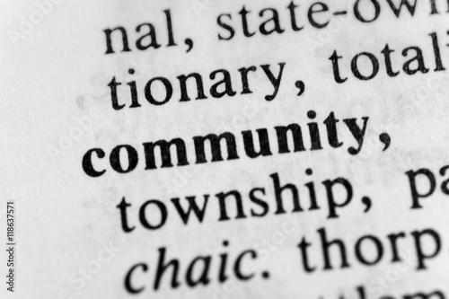 Valokuva  Community