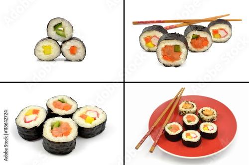 Fotografía  sushi