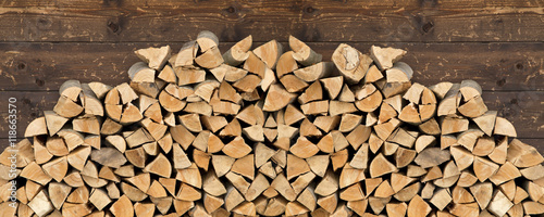 Photo Stands Firewood texture Firewood
