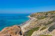 Mediterranean Sea coast of Cyprus