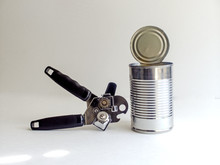 Can And Can Opener