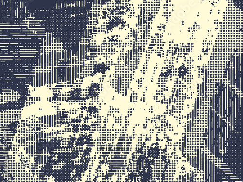 Grunge Camera Vector : Abstract grunge vector background. monochrome raster monochrome