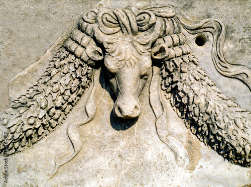 Photo  Ephesus, Detail