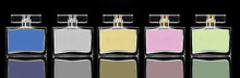 Different Color Elegant Perfum...