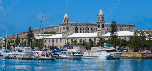 Photo Bermuda's Royal Naval Dockyard