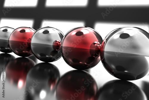 Abstrakcja kule