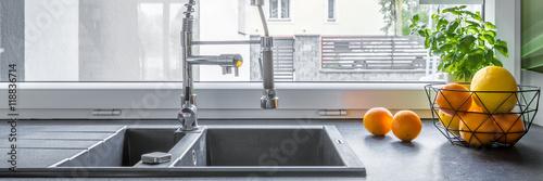 Fotografía  Functional kitchen sink