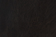 Black Brown Leather Texture