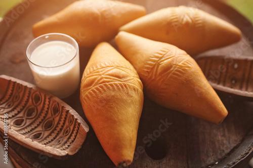 Plakat Pyszny ser owczy góralski