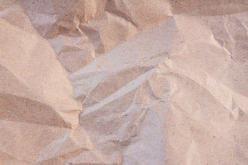 wrinkled paper great as a background