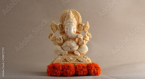 Photo  Hindu God Ganesha. Ganesha Idol.