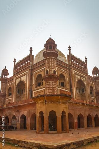 Safdarjung's Tomb - New Delhi, India