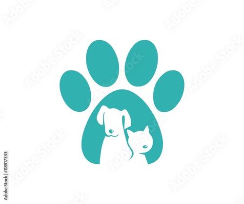 Fotografía  Pet logo