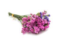 Statice Flower Bouquet