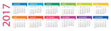 2017 Calendar - Illustration