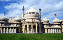 The Royal Pavilion A Former Royal Residence, Brighton, United Kingdom