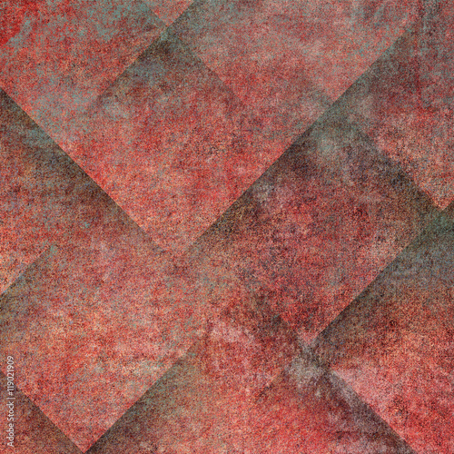 Poster Retro Grunge background