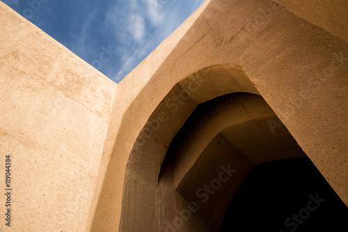 Fotobehang Midden Oosten Jandagh, Isfahan, Iran
