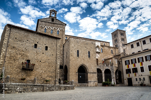 Photo Piazza Innocenzo III Anagni (Frosinone)