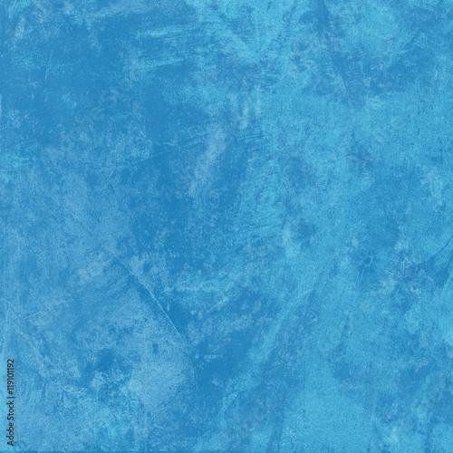 Printed kitchen splashbacks Glaciers Blue grunge texture
