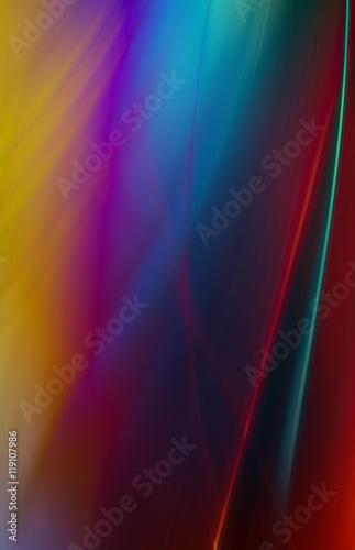 Photo  Art rainbow colors abstract  background