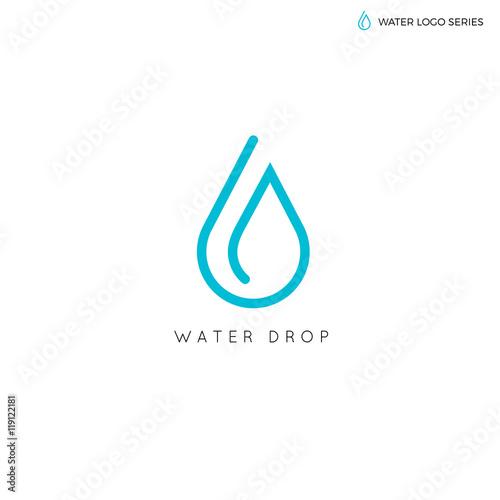 Water logo. Blue water logo. Water best logo. Aqua logo. Bright water logo. Eco logo. Environment logo. Natural logo. Water energy logo. Alternative energy logo. Waterdrop logo. Droplet logo