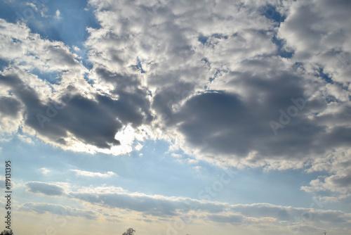 Fototapeta niebo obraz