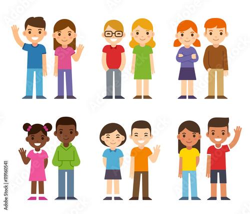 kreskowki-roznorodne-dzieci