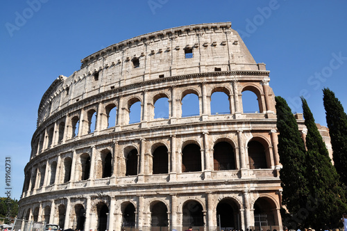 Photo  Colosseum, Rome