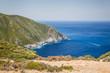 Amazing Navagio beach (shipwreck beach) on Zakynthos. Ionian island in Greece