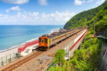Train Approaching The Duoliang...