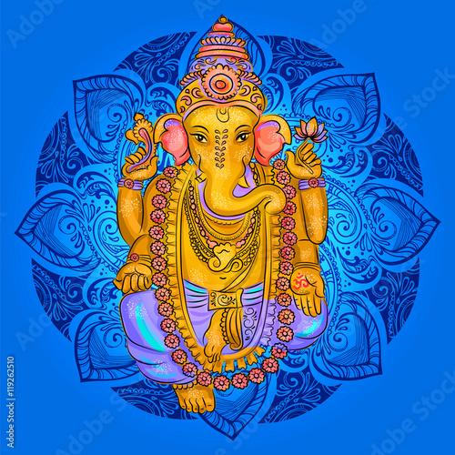 Photo  lord Ganesh
