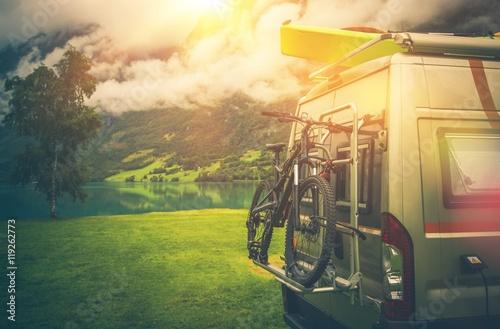 Poster Camping Camper Trip Adventures