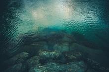 Deep Fjord Rocky Shore
