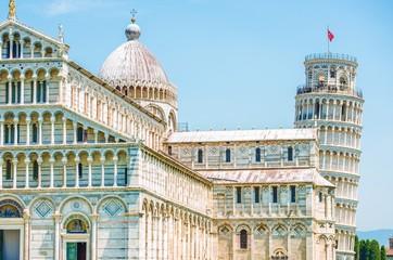 Panel Szklany Toskania Pisa Italy Architecture